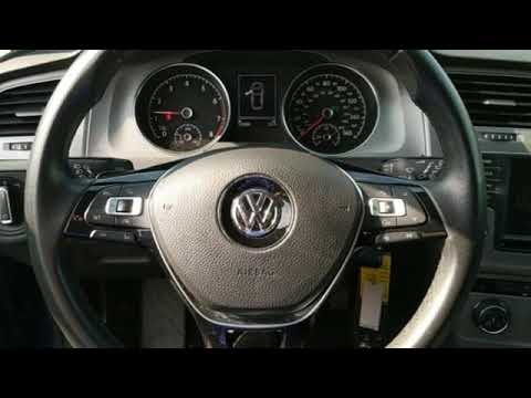 Used 2017 Volkswagen Golf Dallas TX Garland, TX #SPP8097