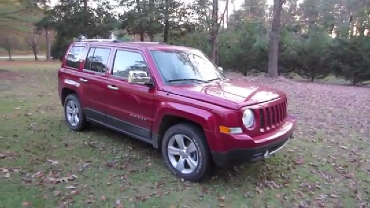 2012 Jeep Patriot Limited Full Tour, Review U0026 Update