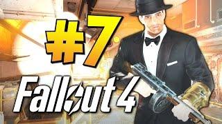 Прохождение Fallout 4 - Убежище Гангстеров! #7 (60 FPS)