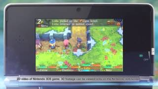 Etrian Mystery Dungeon Teaser (EU - English)
