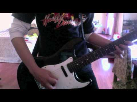 The beatles - Something , Guitar solo cover
