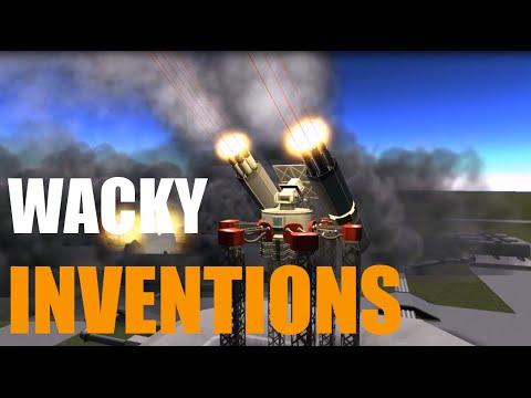 KSP: Wacky Inventions & Whatnot  