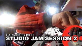 Cari Lekebusch - Live Studio Jam Session 2 (July 2019)