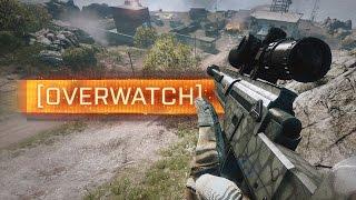 ► SNIPER OVERWATCH! - Battlefield 3