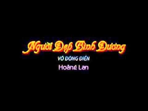 PBN Karaoke 39 07   Hoàng Lan   Người Đẹp Bình Dương   Video Dailymotion