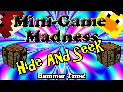 Mini Game Madness Episode #30: Hammer Time! (Top 20 Bands Of The 90's)