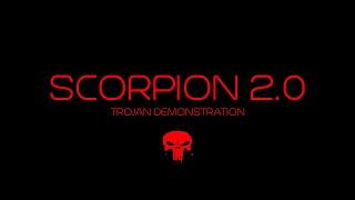 Scorpion Virus V2.0 | A Computer Trojan | FMV #25