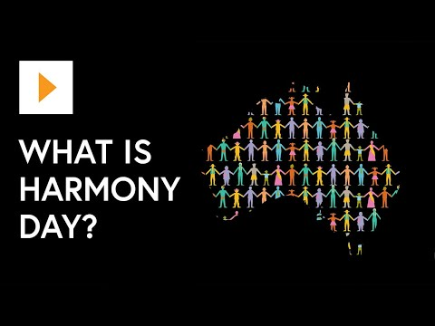 What Is Harmony Day?
