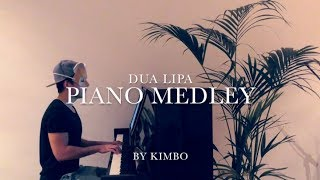 Dua Lipa - Piano Medley (incl. IDGAF & New Rules) [+Sheets]