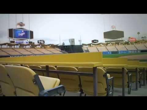 Dodger Stadium y AT&T Park,San Francisco Giants Major League Baseball