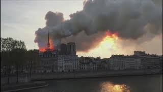 #fire at notre dame