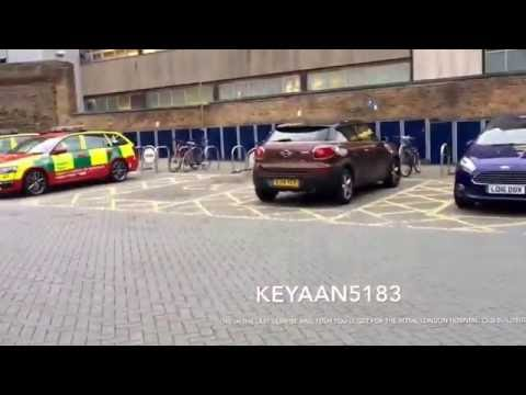 Rare footage of Royal London Hospital you'll ever get. Part 4