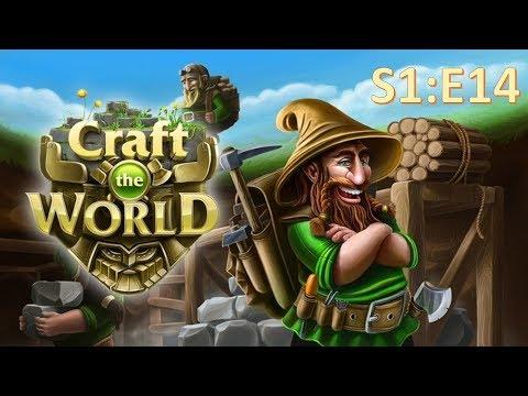 Craft the World   S01 E14   Fifth Raid   More Mining  