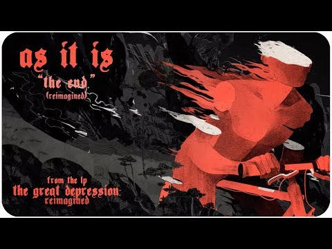 As It Is Release 'The Great Depression: Reimagined'