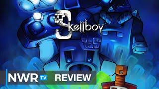 Skellboy Is Filled With Voxels and Charm (Switch Review) (Video Game Video Review)