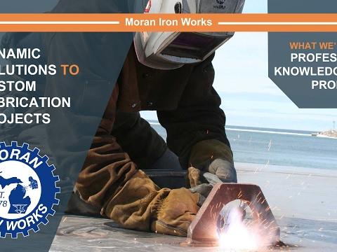 Moran Iron Works Live Stream