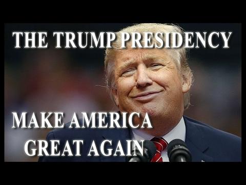 MAKE AMERICA GREAT AGAIN: The Trump Presidency - Gameplay