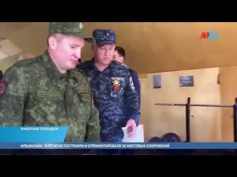 Губернатор Волгоградской области Андрей Бочаров отправился с рабочей поездкой в Дагестан