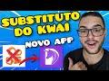 SUBSTITUTO DO KWAI - NOVO APLICATIVO PAGANDO MAIS DE $30 DOLARES NO PAYPAL MELHOR APLICATIVO✔️