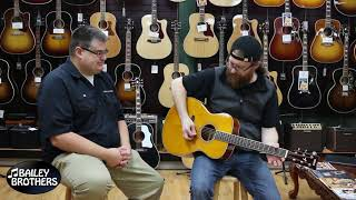YAMAHA TRANS ACOUSTIC - New From NAMM 2018