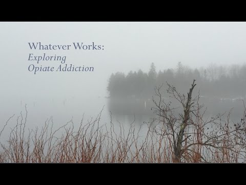 Whatever Works: Exploring Opiate Addiction