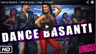Shraddha Kapoor Item song in Ungli with Emraan Hashmi