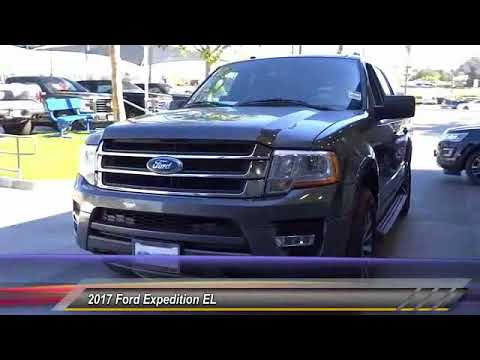 2017 Ford Expedition EL ORANGE TUSTIN PLACENTIA FULLERTON ORANGE COUNTY 00R13016