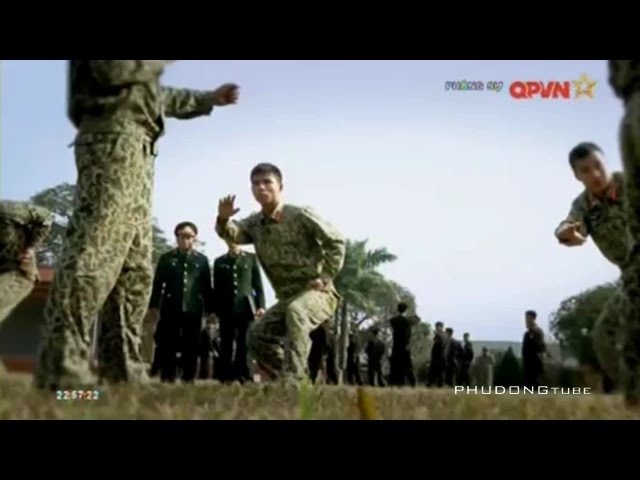 """Nơi đào tạo những đặc công """"mình đồng, da sắt"""" của Quân đội Việt Nam"""