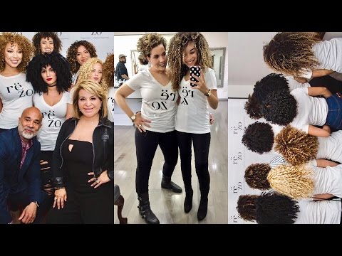 VLOG| Empowering Curls Event | Utopia Salon | Freedom To Rock Your Natural Hair!