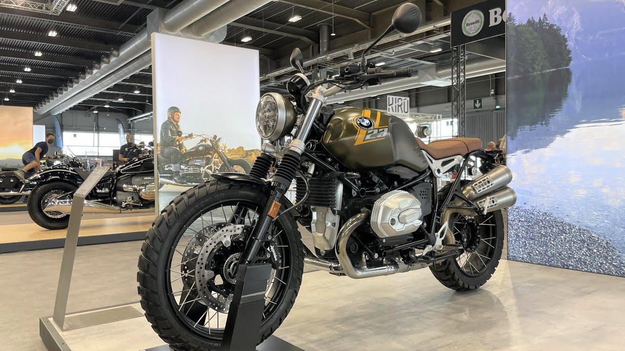 2021 BMW Heritage Motorcycles Line UP/ Verona Motor Bike Expo 2021