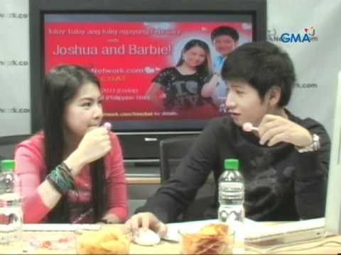 Live Chat: Barbie Forteza and Joshua Dionisio, February 24, 2012