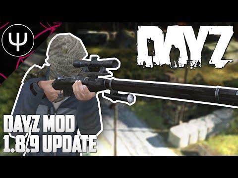 ARMA 2: DayZ Mod — DayZ Mod 1.8.9 Update (Not Dead)!