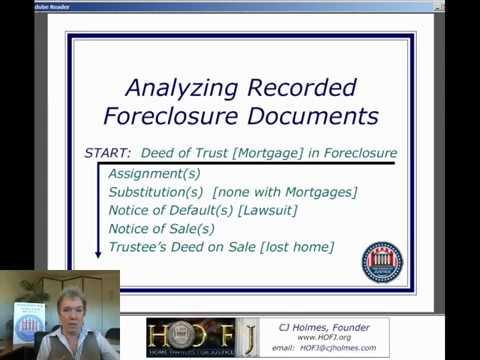 Feb 28 - Analyze Recorded Documents Workshop