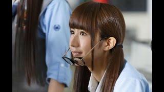 欅坂46・土生瑞穂さん「初めてメガネをかけてみました!」 欅坂46初とな...