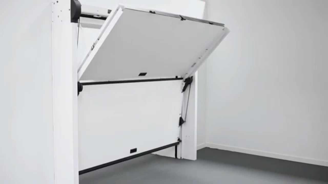 Trackless Garage Door Opener Dandk Organizer