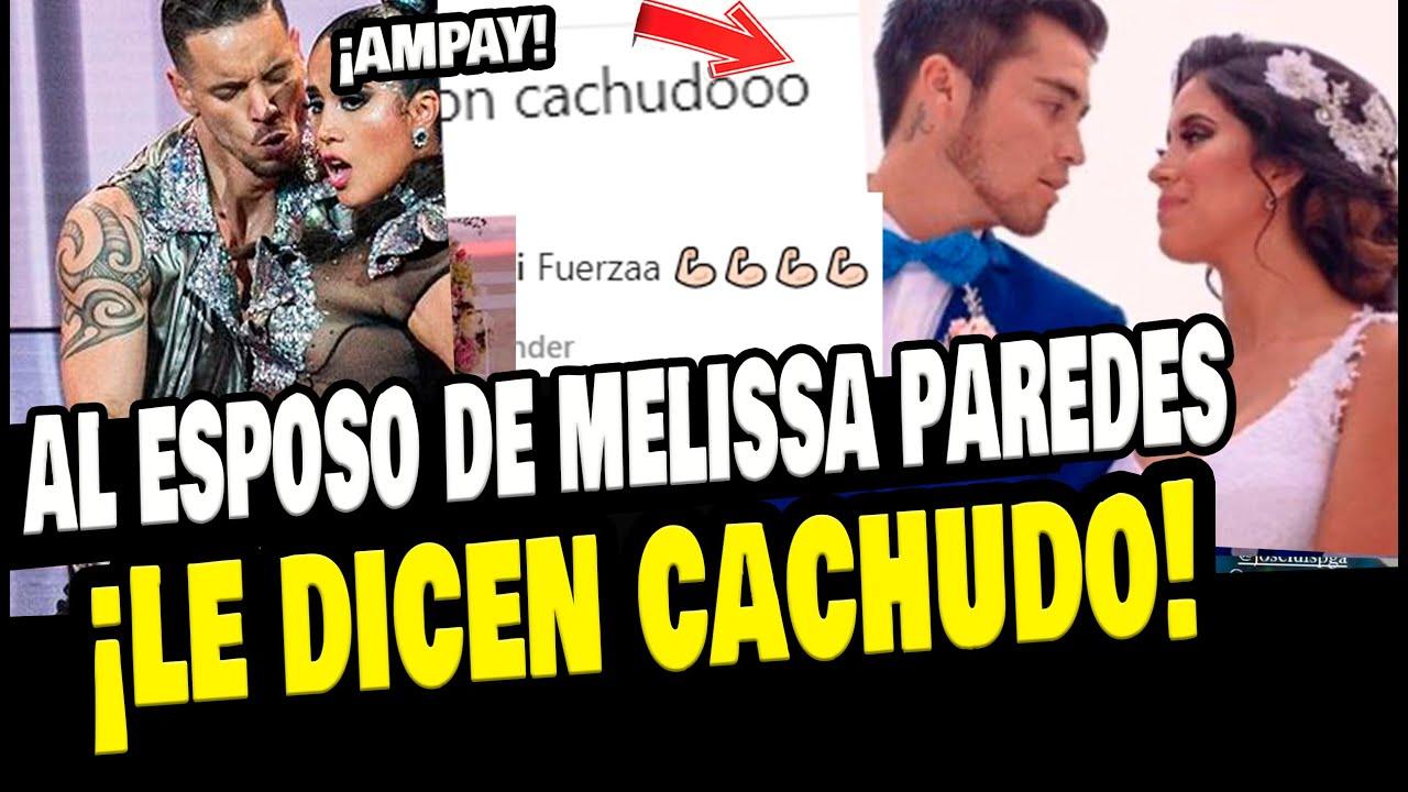 Download ESPOSO DE MELISSA PAREDES RECIBE COMENTARIOS TRAS AMPAY DE CONDUCTORA CON BAILARIN