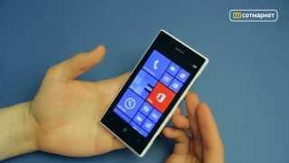 nokia Lumia 720. Видеообзор на русском