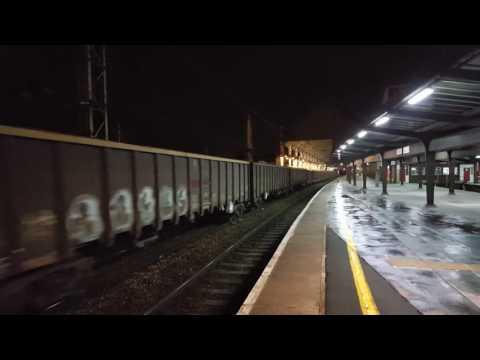 Preston Station Overnighter 03-04/08/16 Classes 37/57/60/66/70/86/90/325/390/DR
