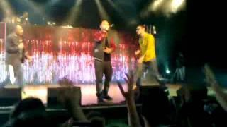 Marracash Feat Co'Sang   Se La Scelta Fosse Mia LIVE @ HH TV 3 B DAY