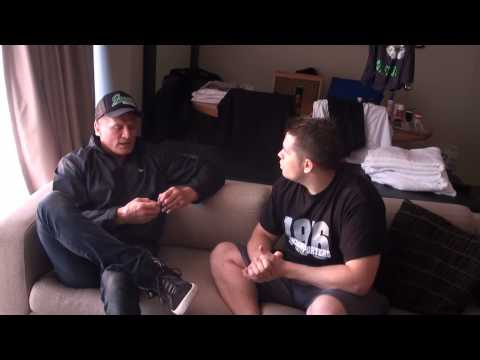 Danny Green Interview