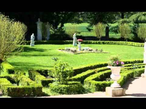 French Garden Design - Youtube