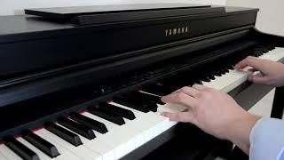 Играем на пианино Титаник  My Heart Will Go On