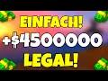 4500000$ PRO TAG VERDIENEN MIT DIESEN METHODEN!😱 VIEL GELD SCHNELL UND LEGAL BEKOMMEN GTA 5 ONLINE