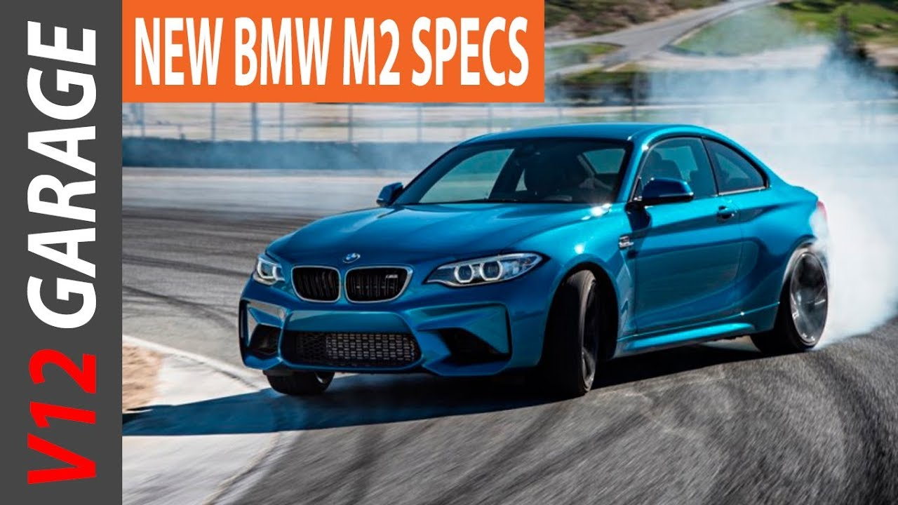 New 2018 Bmw M2 Specs Price And Release Youtube