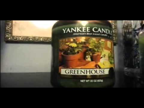 Yankee Candle Review, Greenhouse and Garden Hideway ...