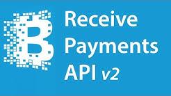 Blockchain Receive Payments API v2 HD BIP32 xpub