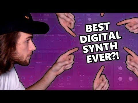 Arturia Pigments VST Review (w/ Kickclouds) - YouTube