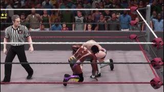 WWE2K18 Daniel Bryan vs Rich Swann Epic Online Match Highlights