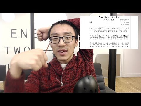 How To Read Numbered Musical Notation (简谱) - A Brief Primer (Viewer Request)