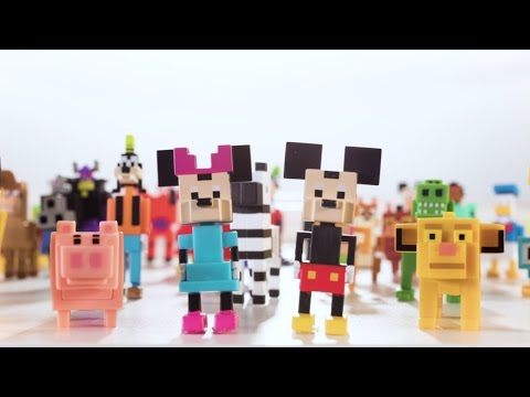 Disney Crossy Road Collectable Toys 30s TV Commercial
